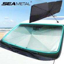 Parasol para coche Parasol con protección UV, Parasol Reflector de rayos ultravioleta, Parasol de protección solar, paraguas interior usado