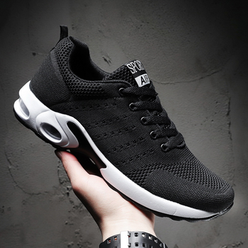 KAMUCC Fashion Men&Women Lightweight Sneakers Running Shoes Outdoor Sports Shoes Breathable Comfort Running Gym Shoes Air Sole new running shoes breathable outdoor male sports shoes lightweight sneakers women walking gym training shoes