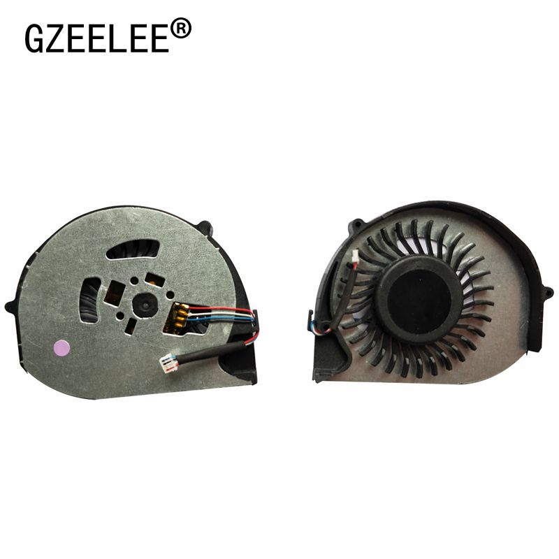 GZEELE new Laptop cpu cooling fan for Acer Aspire S3 S3-391 S3-951 S3-371 S3-331 MS2346 Notebook Computer Processor фото