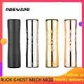 Reewape RUOK fantôme MECH MOD Compatible avec simple 20700/21700/18650 batterie ajustement 510 fil vape réservoir vs Ehpro acier froid
