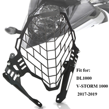 Cover Headlight-Guard Motocycle-Accessories Grill Suzuki for V-STORM DL1000
