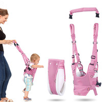 Summer Two Uses Portable Baby Walker Baby Harness Toddler Leash Kids Learning Training Walking Baby Belt Baby Walking Assistant