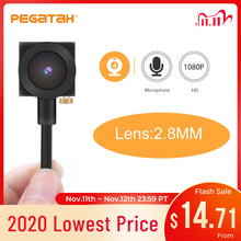 1080P Mini ahd Camera analog mini cctv cameras Security CCTV Camera Sony 322 lens video surveillance hidden