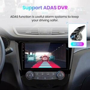 Image 4 - Junsun 4G + 64G אנדרואיד 10 עבור ניסן הקאשקאי X שביל 2014   2017 אוטומטי 2 דין רכב רדיו סטריאו נגן Bluetooth GPS לא 2din dvd