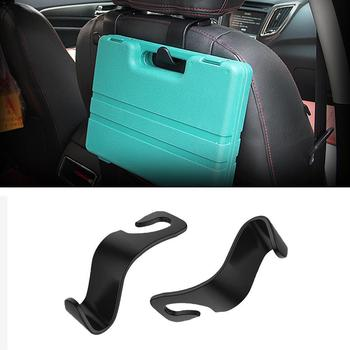 1pcs Car Seat Hook Multi-function Hidden Hook Auto Styling Bearing Interior Headrest Storage Bag Car Holder Hooks Hanger 20 N6S5 image