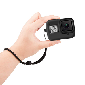 Image 3 - Soft Silicone Case for GoPro Hero 8 Black Protective Full Cover Shell for Go Pro Hero 8 Action Camera Accessories