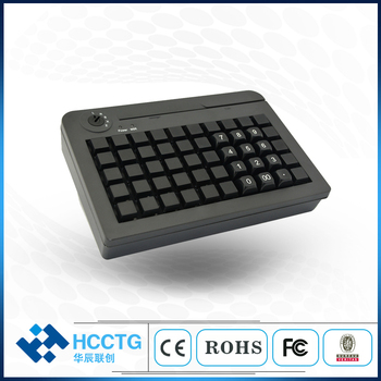 50 Keys Programmable POS Keyboard KB50M