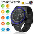 Fashion Smart Watch Men Women Metal Strap Waterproof SIM Card with Camera Pedometer Bluetooth Sleep Track Smartwatch Android IOS