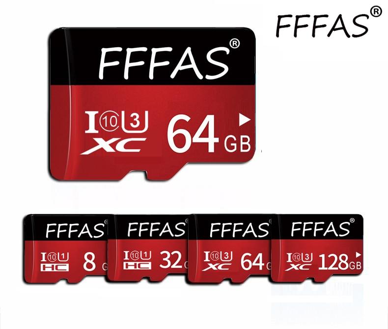 100% Original Micro Sd Card 8GB 16GB 32GB 64GB 128GB Class10 TF Memory Card De Memoria Sd Card For Smartphones And Tablets