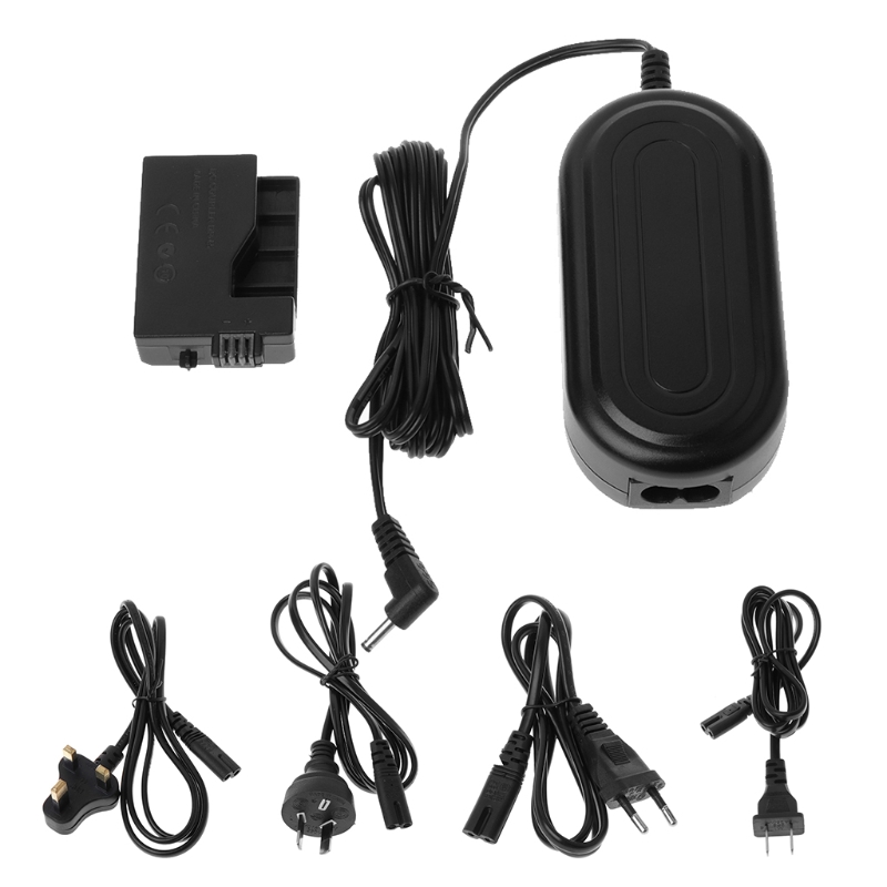 ACK-E5 Power Charger Adapter For Canon EOS 450D 500D 1000D Rebel XSi T1i XS