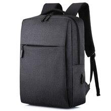 Новинка 2020, рюкзак для ноутбука 15,6 дюйма с Usb, школьная сумка, рюкзак, мужской рюкзак с защитой от кражи, дорожные рюкзаки, мужской рюкзак для ...