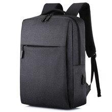 2020 novo 15.6 polegada portátil usb mochila saco de escola anti roubo dos homens mochila viagem daypacks lazer masculino mochila