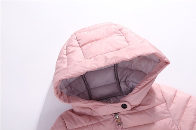Girls Fashion Winter Jackets