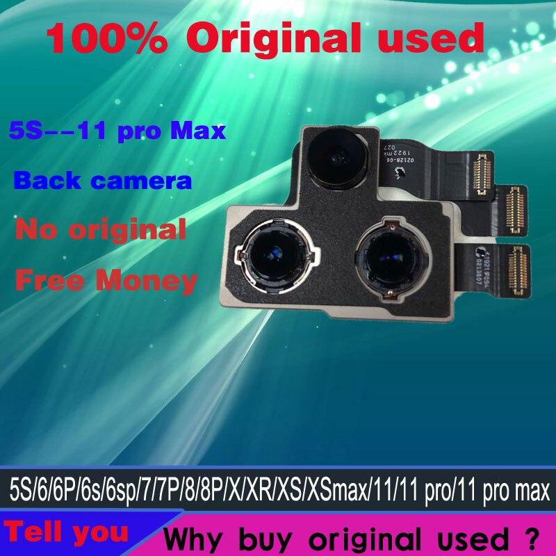 Купить оригинал для iphone 11 pro max xr xs задняя камера 5s 6 6s 8