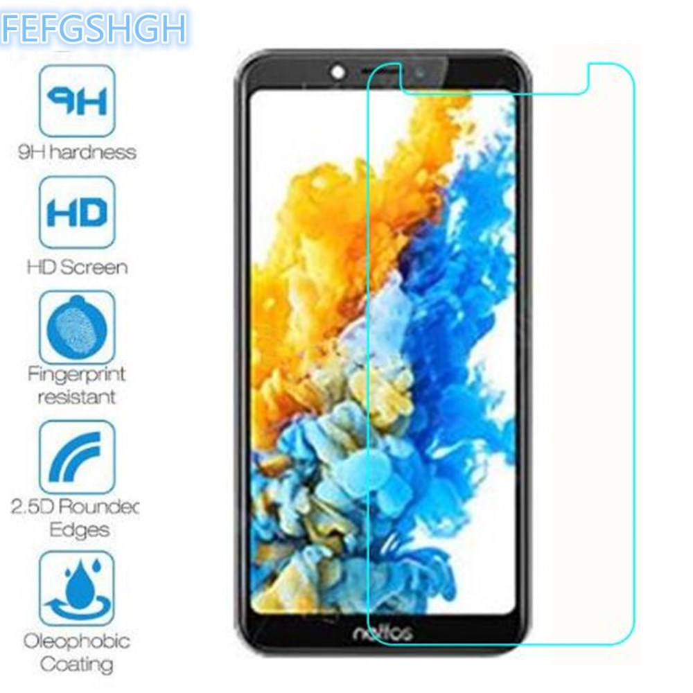 2PCS Tempered Glass For TP-Link Neffos C7s Explosion Proof Screen Protector For TP-Link Neffos C7s Protective Film Glass