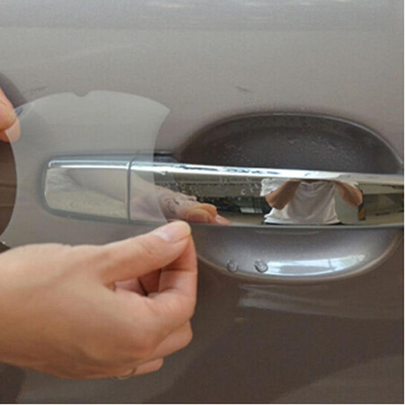 Автомобильная наклейка на дверную ручку для Mazda 2 3 5 6