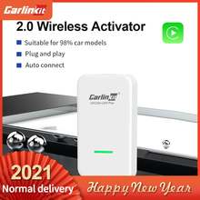 Carlinkit 20 Беспроводной адаптер carplay для audi benz volvo