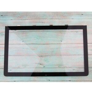 Image 3 - 21.5in LCD cam Panel ön ekran koruyucu onarım için iMac 2011 A1311 ekran cam lens kapağı paneli dış ekran çerçeve cam