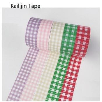 Plaid Pattern Washi Tape Grid Washi Tape Plaid Washi Tape Scrapbooking Paper Tape contrast tape side plaid pants