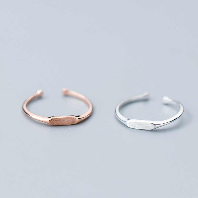 Trusta แท้ 925 แหวนเงินผู้หญิงแฟชั่นเครื่องประดับค็อกเทลแหวนขนาด 5 6 7 8 สำหรับหญิง Lady's DS1272