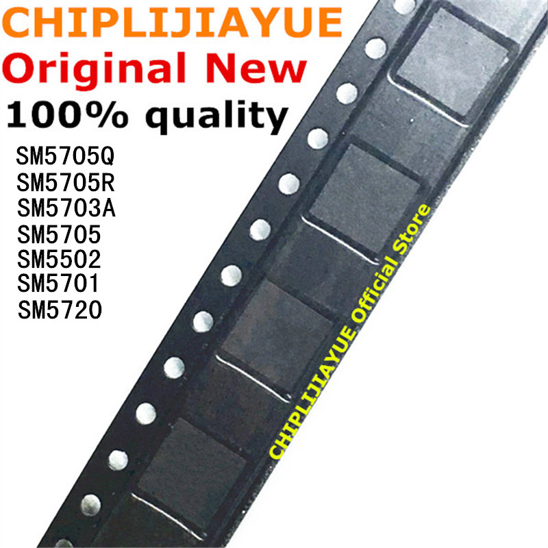 1PCS SM5720 SM5705Q SM5705R SM5703A SM5705 SM5502 SM5701 New And Original IC Chipset