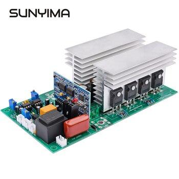 SUNYIMA Inverter DC12V 24V 36V 48V 60V To AC1000/2000/2800/3600/4000W Pure Sine Wave High Power Frequency Inverters Transformer sunyima inverter dc12v 24v 36v 48v 60v to ac1000 2000 2800 3600 4000w pure sine wave high power frequency inverters transformer