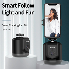 リモート制御電話selfieスティックマウントホルダー自動顔追跡ジン360スマート愛自動追尾カメラ