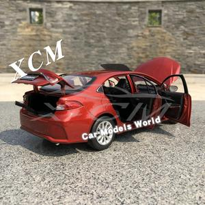 Image 4 - Diecast รุ่นรถสำหรับ Corolla ใหม่ 2019 + ของขวัญขนาดเล็ก!!!!