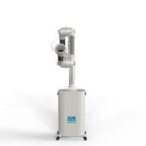 Dispositivo oral externo dental da sução, máquina da sução do aerossol, unidade extraoral da sução