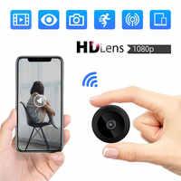 Mini cámara IP WiFi, grabadora inalámbrica WiFi HD 1080P, Monitor de red, cámara de seguridad A9 Mini cámara/V380 Pro, Cámara de Acción