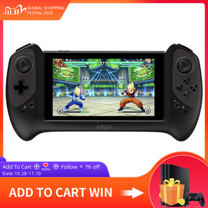Image 1 - iPega 9163 Nintend Switch Game Controller Gamepad for Nintendo Switch joystick Plug & Play Game pad Handle for N Switch