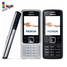 Original Nokia 6300 Unlocked GSM Mobile Phone English&Arabic&Russian Keyboard Re