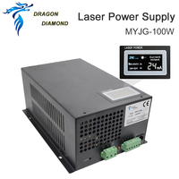 DRAGON DIAMOND 80 100W CO2 Laser Power Supply Laser Engraver for CO2 Laser Engraving Cutting Machine MYJG 100W category