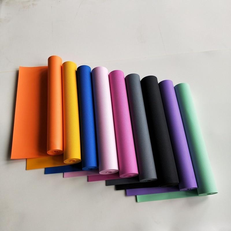 1730*610*4mm EVA Yoga Mats Non Slip Carpet Mat For Beginner Environmental Sports Fitness Pad Gymnastics Mats Outdoor Camping
