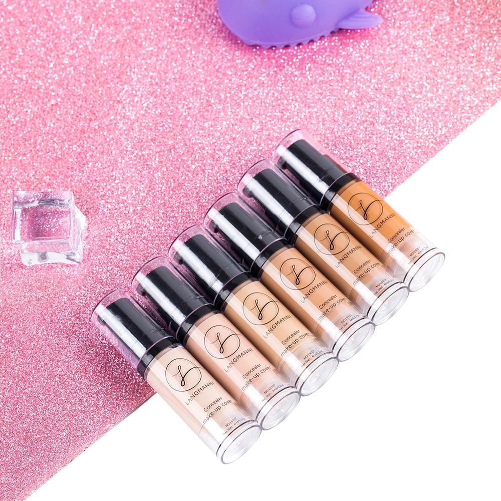 Brighten Base Makeup BB Cream Concealer Moisturizing Liquid Foundation Waterproof  Whitening Face Beauty Cosmetics TSLM1