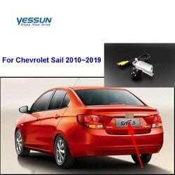 Yessun HD CCD Night Vision widok z tyłu samochodu kamera cofania wodoodporna dla Chevrolet Sail 2010 ~ 2019 w Kamery pojazdowe od Samochody i motocykle na