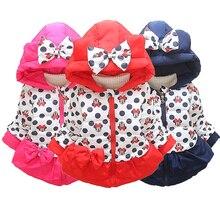 Baby Girls Boy Jackets Autumn Winter Jacket
