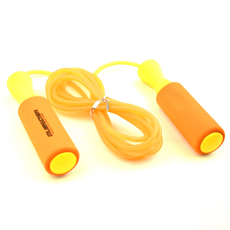 Genuine Product Profession Primary School STUDENT'S Children Jump Rope Men And Women Adult Sports Fitness Bearing Jump Rope Sub-