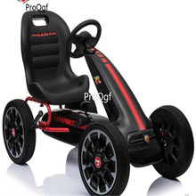 Ngryise 1 комплект Педаль картинг 12 дюймов EVA колеса картинг