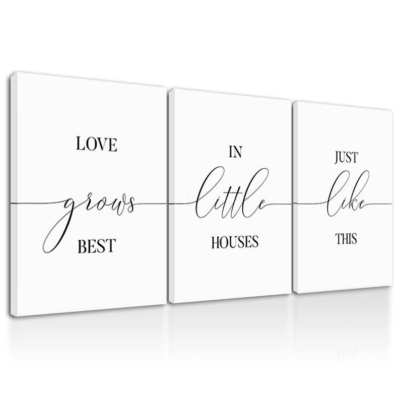 Купить цитата буквенное искусство в рамке украшение для дома картина