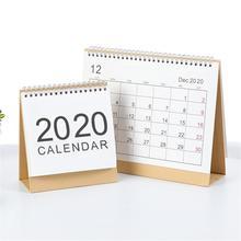 Настольный календарь-, ежемесячный настольный календарь с Откидывающейся Крышкой, офисный Настольный планировщик, блокнот с датой, для учителя, для семьи
