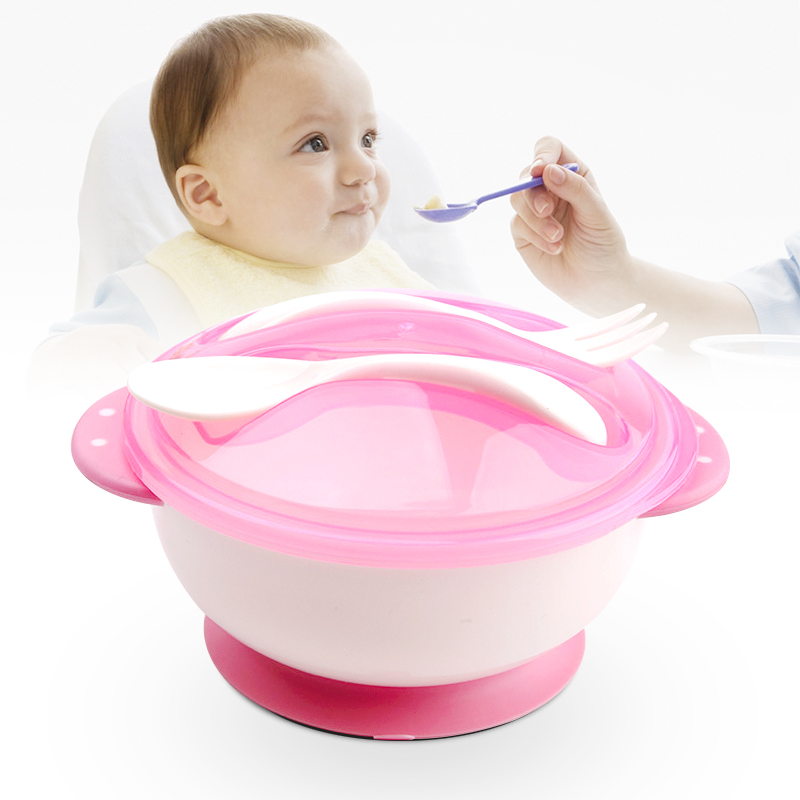 Baby Suction Bowl Set | Moon Discount