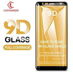 Szkło ochronne dla Huawei y9 2018 szkło hartowane Screen Protector na y 9 9y y92018 Film 5.93 Huawei Huawei Huawei Huawi Huawai