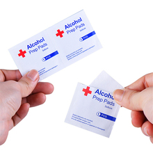 Disinfect Alcohol Cotton-Pads Wet-Wipes Antiseptic-Skin Cleaning for Utensil Acne-Needle