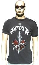 Amplifié Cbgb pour toujours New York Punk Club tatouage Rock Star Vintage Vip t-shirt M(China)