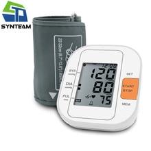 Family Digital Blood Pressure Monitor Upper Arm Tonometer Portable Blood pressure meter Automatic Sphygmomanometer Tensiometro