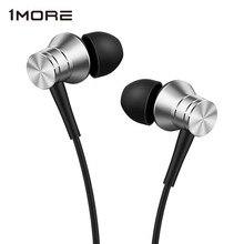 1 daha Metal kulaklık 3.5mm kulak kablolu kulak telefonları mikrofon ile Stereo bas için kulaklıklar iPhone Xiaomi telefon kulakl k