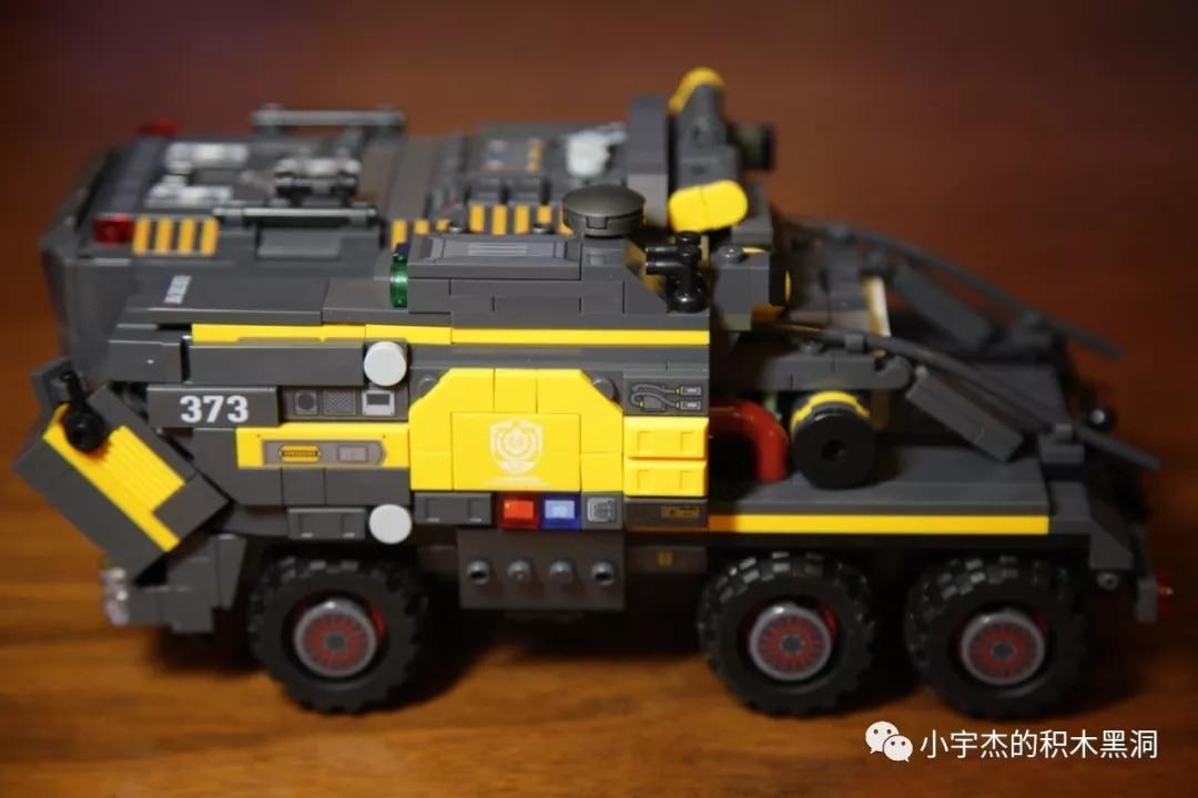 IN STOCK 107006 1535pcs creator Technic Movie series Cargotruck-Iron OreTruckl Building Blocks Brick Kids Toys Christmas Gift 19