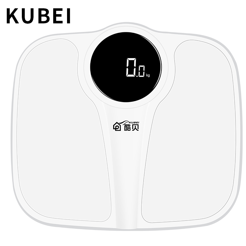 KUBEI 200kg Precision Balance Electronic Scale Intelligent Induction Adult Pregnant Women Children Health Weight Scale title=