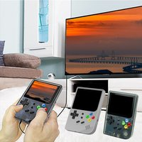 Rg300 3.0 Inch High Definition Av Large Screen Game Console Portable Small Mini Handheld Game Console